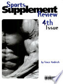 Sports Supplement Review
