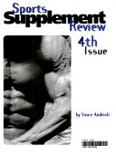Sports Supplement Review Book