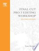 Final Cut Pro 3 Editing Workshop