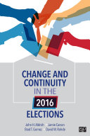 Change and Continuity in the 2016 Elections [Pdf/ePub] eBook