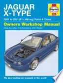 Jaguar X-Type Petrol and Diesel Service and Repair Manual