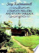 Complete Preludes and Etudes Tableaux Book PDF