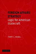 Foreign Affairs Strategy Book