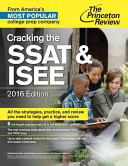 Cracking the Ssat   Isee 2016 Book
