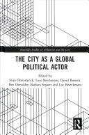 The City as a Global Political Actor