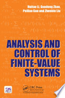 Analysis and Control of Finite Valued Systems