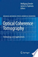 """""""Optical Coherence Tomography: Technology and Applications"""" by Wolfgang Drexler, James G. Fujimoto"""