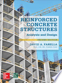 Reinforced Concrete Structures  Analysis and Design  Second Edition