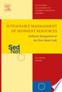 Sediment Management at the River Basin Scale Book