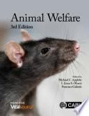 """Animal Welfare, 3rd Edition"" by Michael C Appleby, Anna S Olsson, Francisco Galindo"