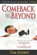 Comeback   Beyond