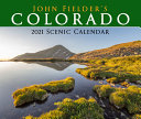 2021 Colorado Scenic Wall Calendar
