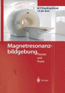 Magnetresonanzbildgebung
