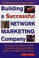 Building a Successful Network Marketing Company