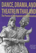Dance  Drama  and Theatre in Thailand