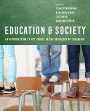 Education and Society Pdf/ePub eBook