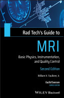 Rad Tech s Guide to MRI