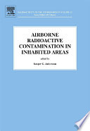 Airborne Radioactive Contamination in Inhabited Areas