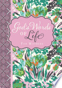 God s Words of Life for Mothers Book