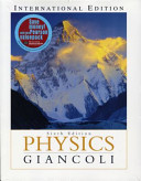 Valuepack  Physics  Principles with Applications Book