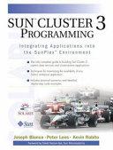 Sun Cluster 3 Programming