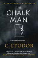 The Chalk Man C. J. Tudor Cover