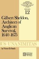 Gilbert Sheldon Pdf/ePub eBook