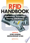 RFID Handbook  : Applications, Technology, Security, and Privacy