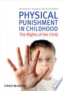 Physical Punishment in Childhood Book