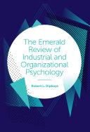 The Emerald Review of Industrial and Organizational Psychology [Pdf/ePub] eBook
