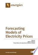 Forecasting Models of Electricity Prices