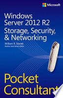 Windows Server 2012 R2 Pocket Consultant Volume 2 Book