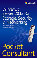 Windows Server 2012 R2 Pocket Consultant Volume 2
