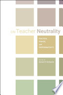 On Teacher Neutrality