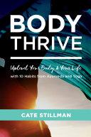 Pdf Body Thrive
