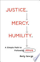 Justice  Mercy  Humility