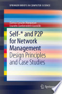 Self   and P2P for Network Management
