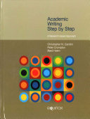 Academic Writing Step by Step