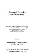 Advanced Ceramics And Composites Book PDF