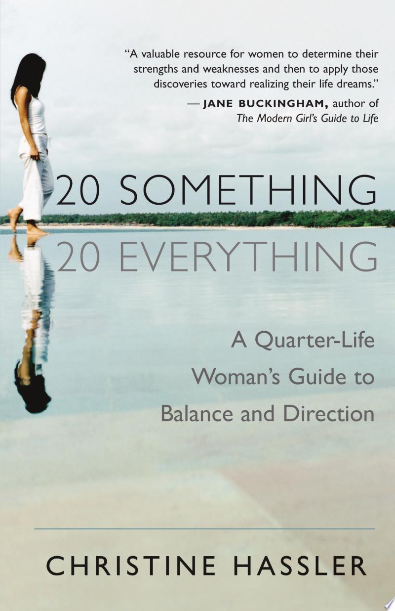 20-Something, 20-Everything banner backdrop