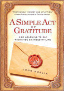 A Simple Act of Gratitude