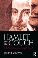 Hamlet on the Couch Book