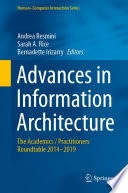 Advances in Information Architecture