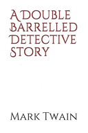 Download A Double Barrelled Detective Story Epub