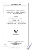Reorientation and Commercial Relations of the Economies of Eastern Europe