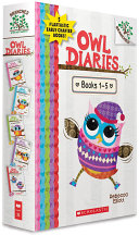 Owl Diaries Collection  Books 1 5