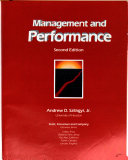Management And Performance