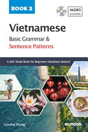 Vietnamese Basic Grammar and Sentence Patterns   Book 2  Audio Available