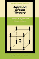 Applied Group Theory