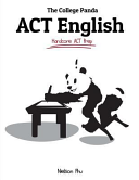 The College Panda s ACT English Book